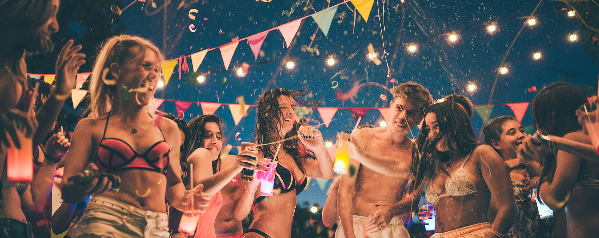 Pool Party | Mechi Fifteen